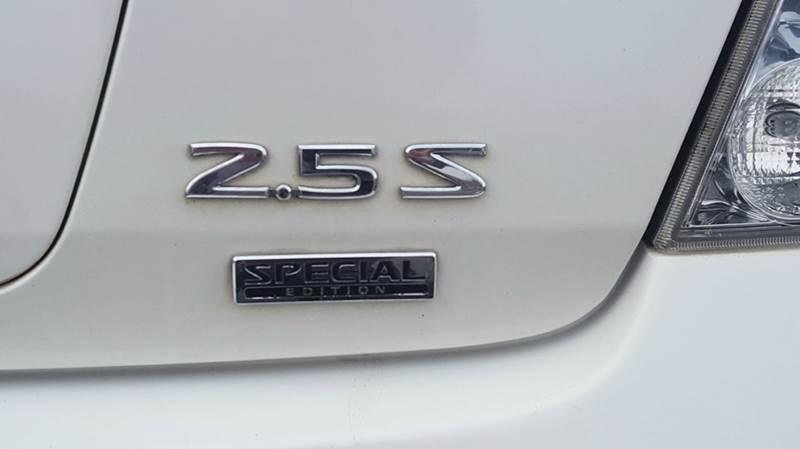 2006 Nissan Altima 2.5 S 4dr Sedan w/Automatic - Old Bridge NJ