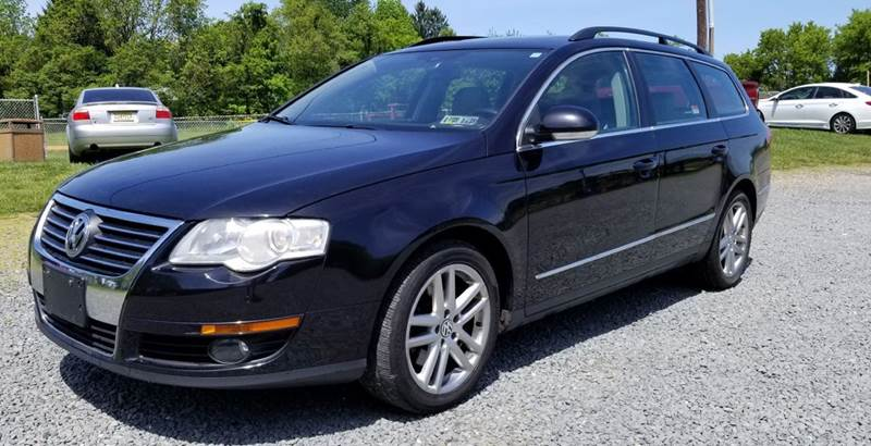 2008 Volkswagen Passat Luxury 4dr Wagon  - Old Bridge NJ