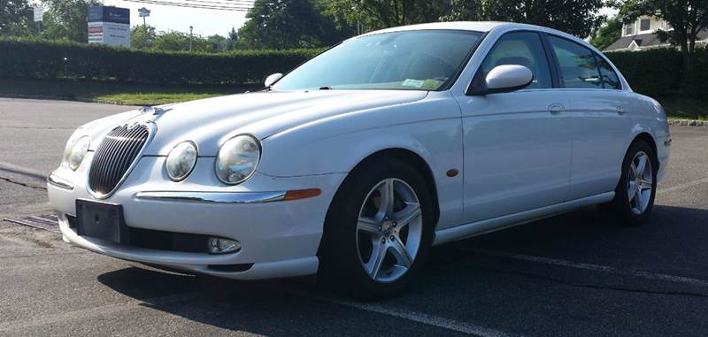 2003 Jaguar S-Type