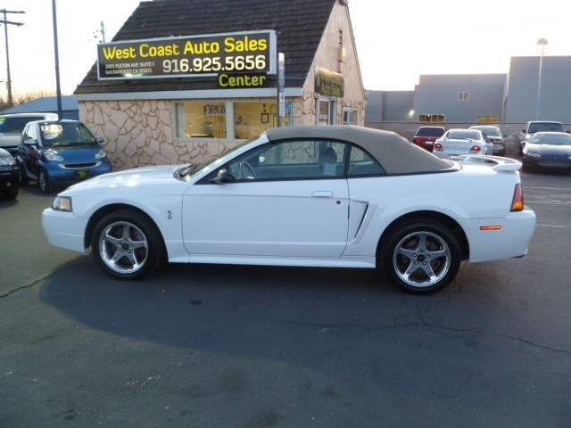 Used ford mustang svt cobra for sale for Rolling motors san bruno ca
