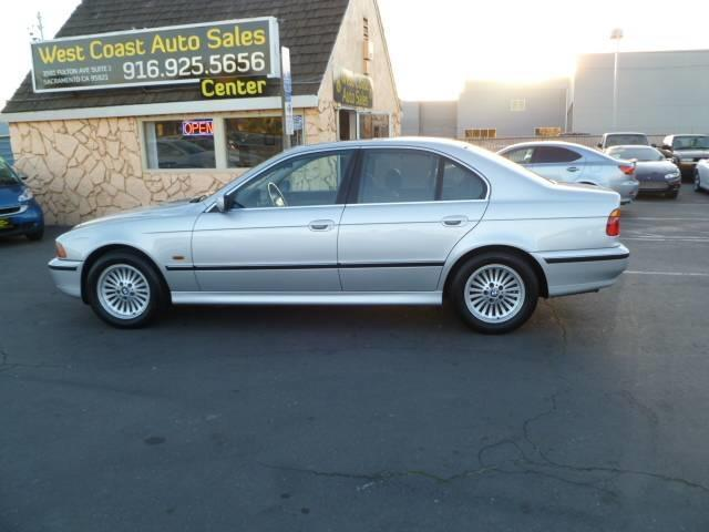 2000 BMW 5 Series for sale in Sacramento CA