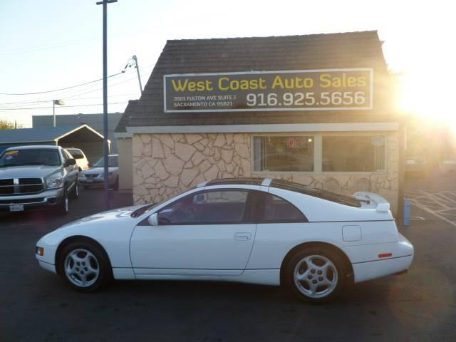 Used 1990 Nissan 300zx For Sale