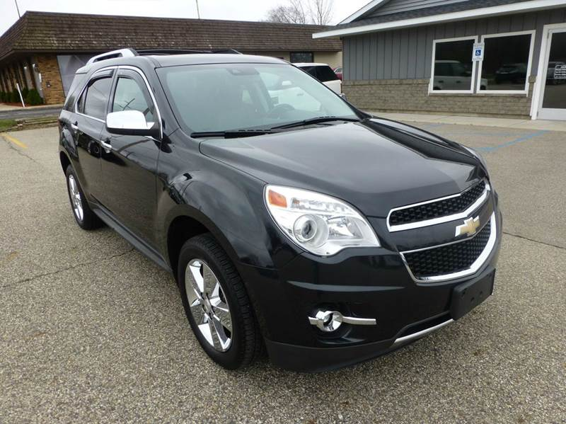 2013 Chevrolet Equinox AWD LTZ 4dr SUV - Holland MI