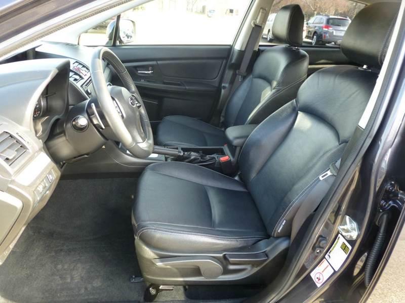2013 Subaru XV Crosstrek AWD 2.0i Limited 4dr Crossover - Holland MI