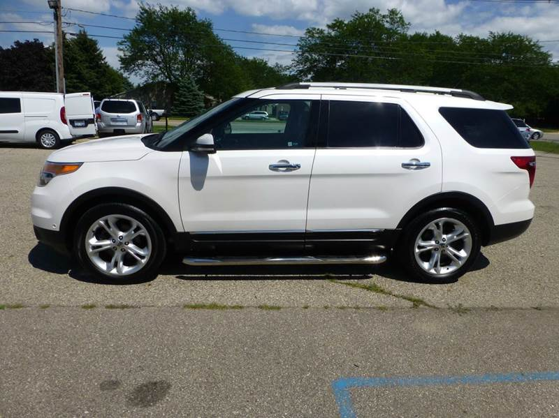2011 Ford Explorer AWD Limited 4dr SUV - Holland MI