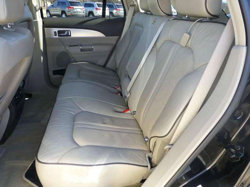 2013 Lincoln MKX AWD 4dr SUV - Holland MI