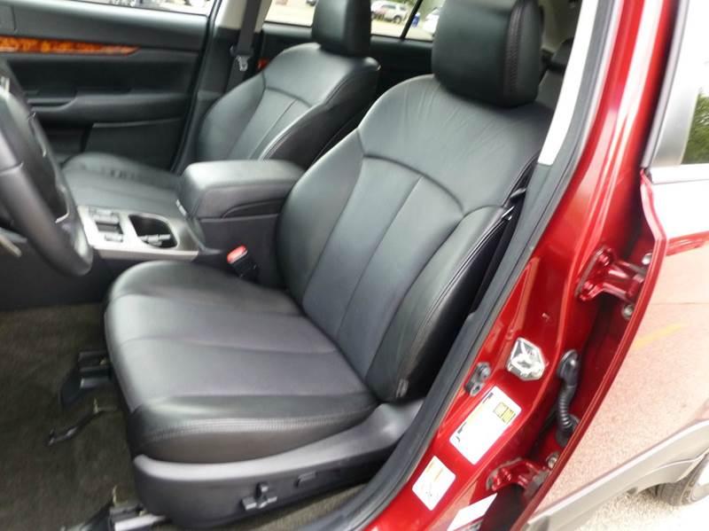 2012 Subaru Outback AWD 2.5i Limited 4dr Wagon CVT - Holland MI