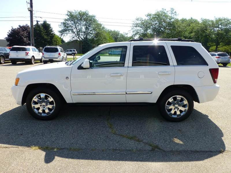 2009 Jeep Grand Cherokee 4x4 Limited 4dr SUV - Holland MI