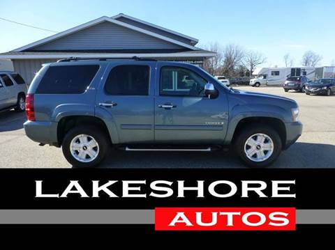 2008 chevrolet tahoe for sale michigan for Motor max grand rapids