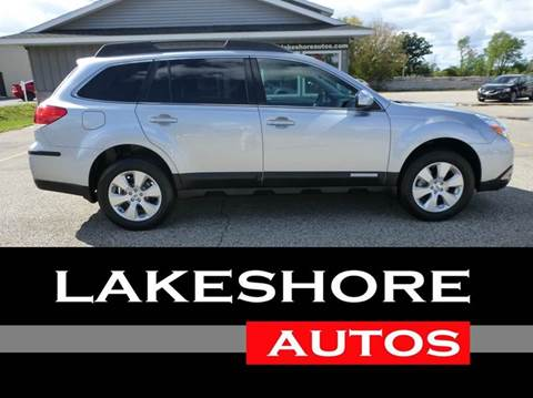 2012 Subaru Outback for sale in Holland, MI