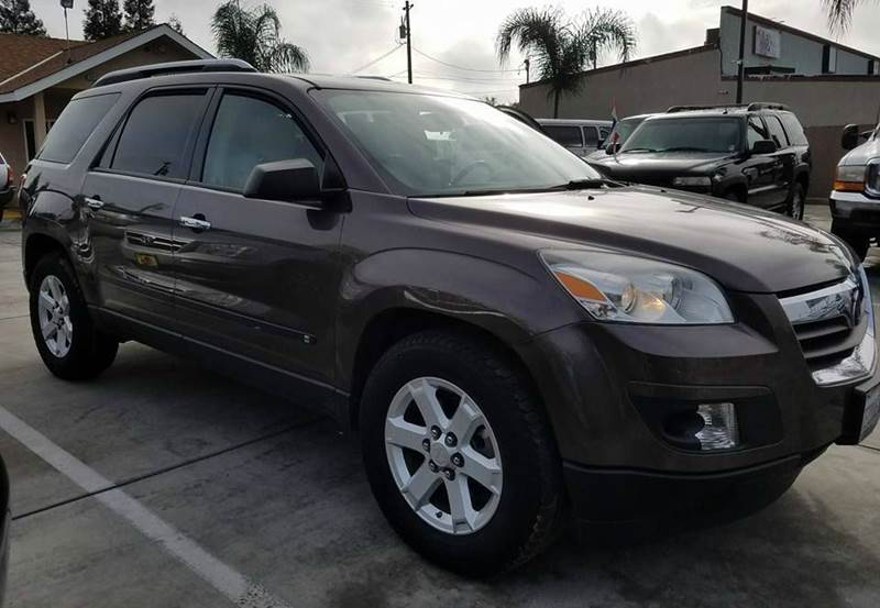 2008 Saturn Outlook Awd Xe 4dr Suv In Madera Ca Bonanza