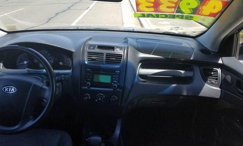 2009 Kia Sportage LX 4dr SUV 4A - Madera CA