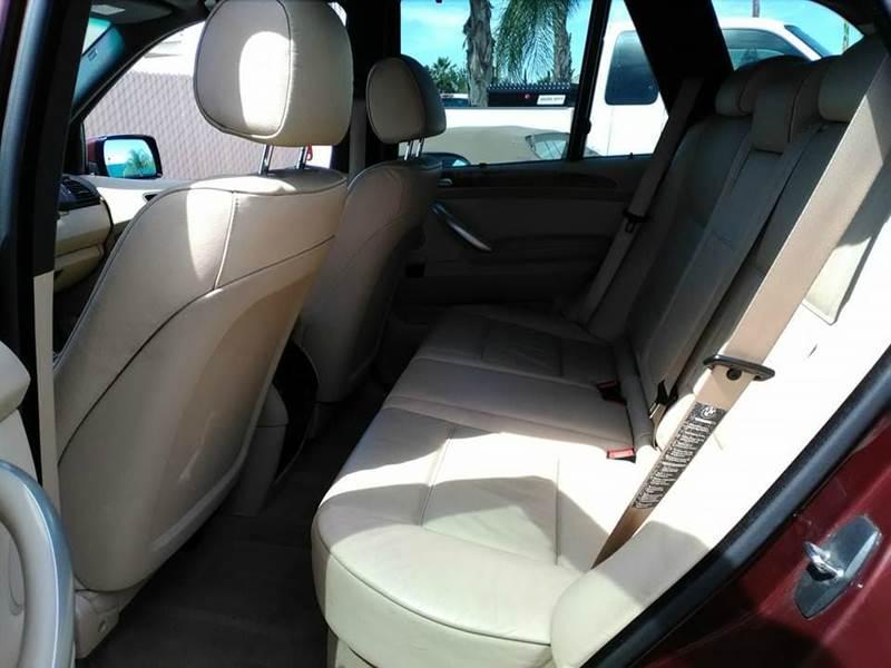 2001 BMW X5 AWD 3.0i 4dr SUV - Madera CA
