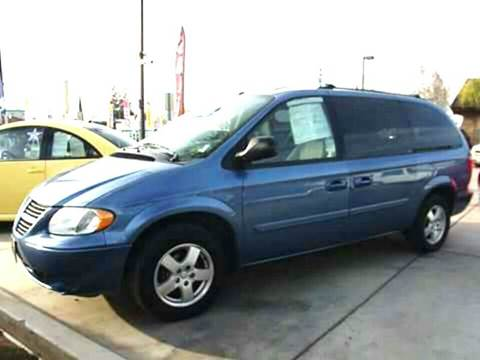 2007 Dodge Grand Caravan for sale in Madera, CA