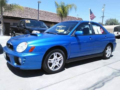 2002 Subaru Impreza for sale in Madera, CA