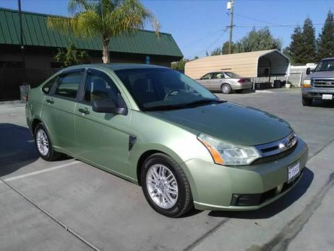 2008 Ford Focus for sale in Madera, CA