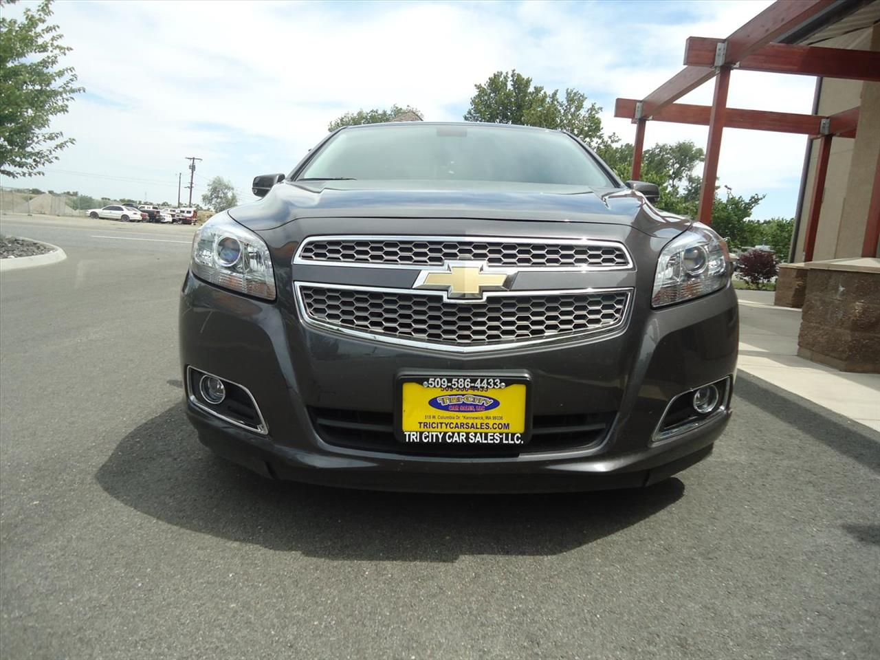 2013 chevrolet malibu ltz 4dr sedan w 1lz in kennewick for Tri city motor sales