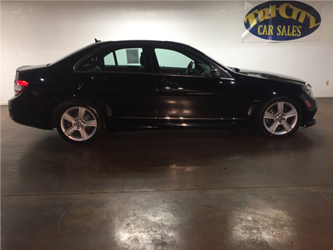 2011 mercedes benz c class for sale washington for Mercedes benz kennewick