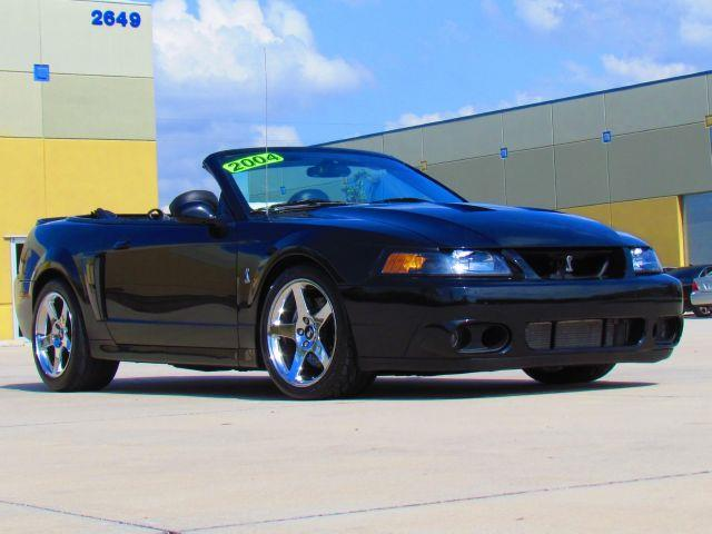 2004 ford cobra with roush packages for sale in florida. Black Bedroom Furniture Sets. Home Design Ideas
