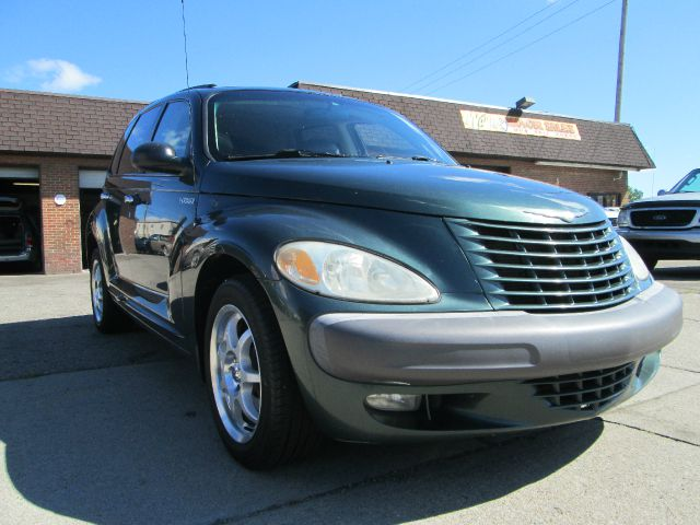 2002 Chrysler PT Cruiser