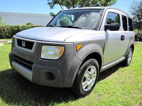 2005 Honda Element for sale in Oakland Park, FL