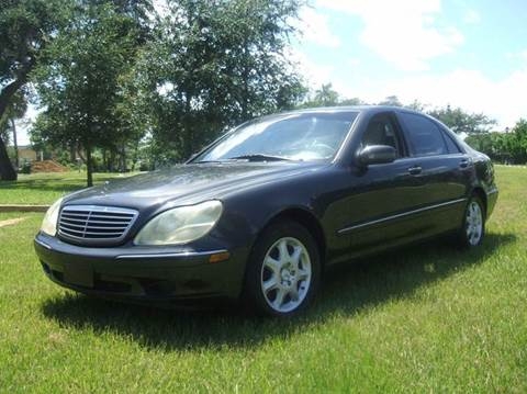 2000 Mercedes-Benz S-Class for sale in Oakland Park, FL