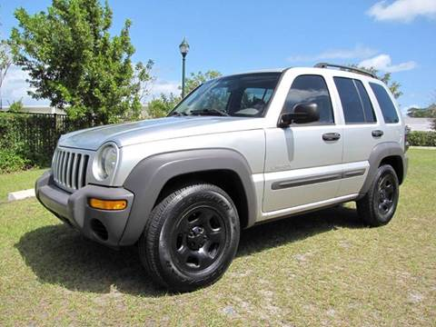 2004 Jeep Liberty for sale in Oakland Park, FL