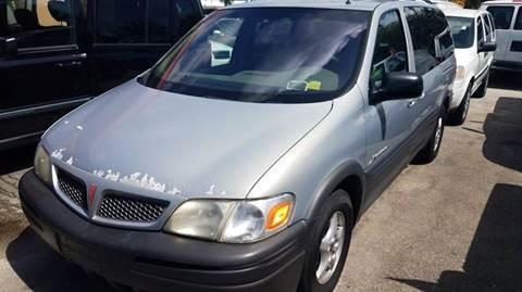 2001 Pontiac Montana for sale in Oakland Park, FL