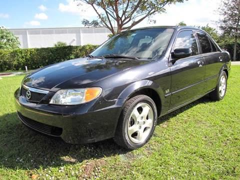 2001 Mazda Protege for sale in Oakland Park, FL