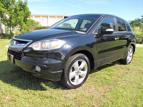 2007 Acura RDX for sale in Oakland Park, FL