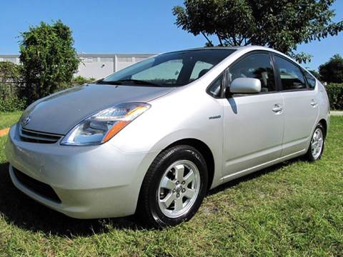 2006 Toyota Prius for sale in Oakland Park, FL