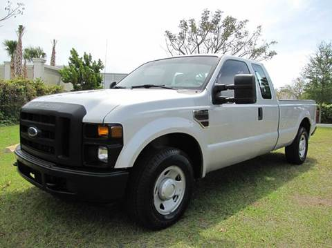 2008 Ford F-250 Super Duty for sale in Oakland Park, FL