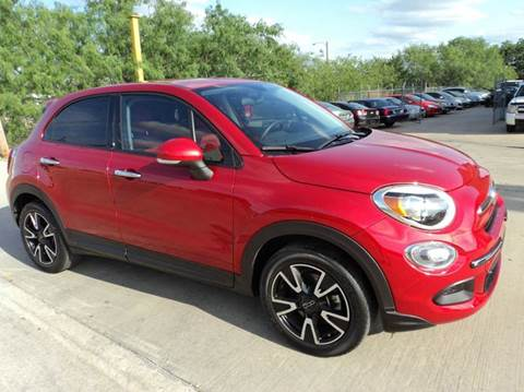 2016 FIAT 500X for sale in Dallas, TX