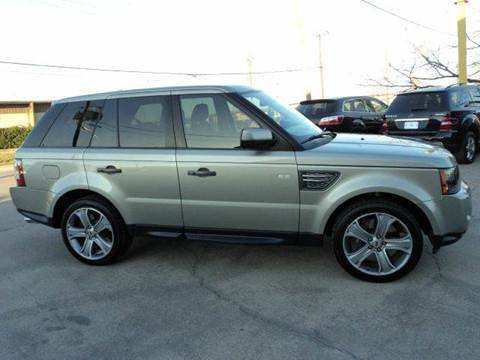 land rover range rover sport for sale in dallas tx. Black Bedroom Furniture Sets. Home Design Ideas