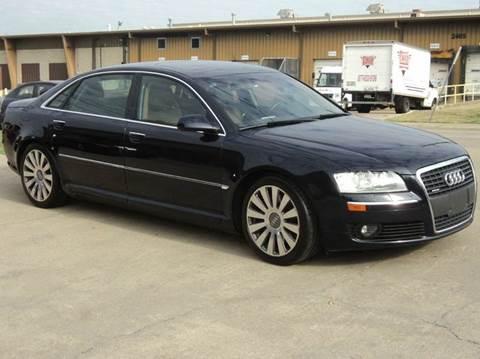2007 Audi A8 L for sale in Dallas, TX