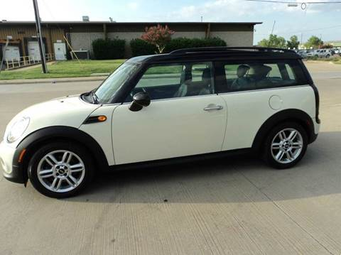 2011 MINI Cooper Clubman for sale in Dallas, TX