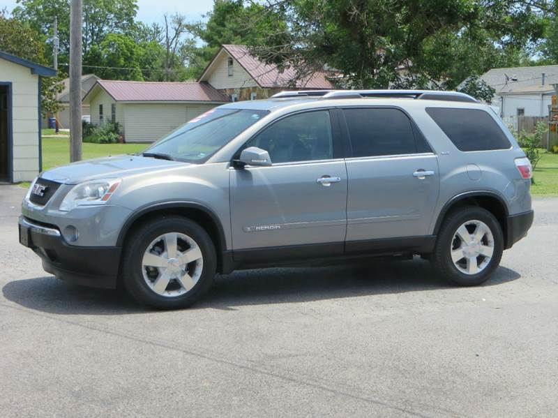 2007 gmc acadia slt 2 4dr suv in webb city mo x treme powersports. Black Bedroom Furniture Sets. Home Design Ideas