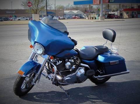 2005 Harley-Davidson Street Glide for sale in Webb City, MO