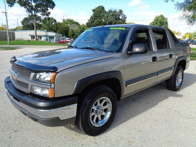 2003 chevrolet avalanche 1500 4dr 4wd crew cab sb in waukesha wi ideal auto sales inc. Black Bedroom Furniture Sets. Home Design Ideas