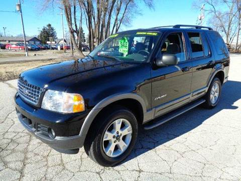 2004 Ford Explorer for sale in Waukesha, WI