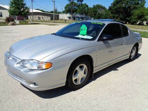 2001 Chevrolet Monte Carlo for sale in Waukesha, WI
