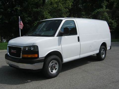 2010 GMC Savana Cargo for sale in Cortlandt Manor, NY
