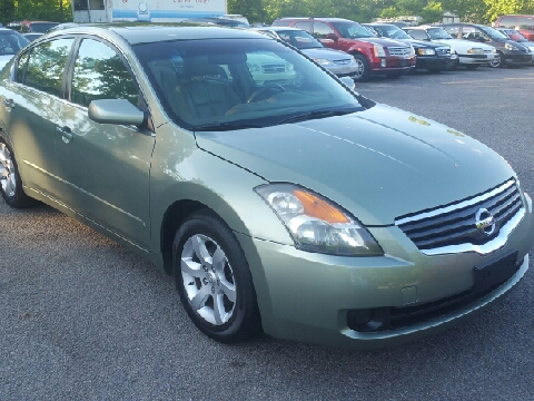 2008 Nissan Altima for sale in Ona, WV
