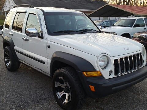 2007 Jeep Liberty for sale in Ona, WV
