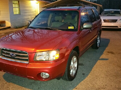 2003 Subaru Forester for sale in Ona, WV