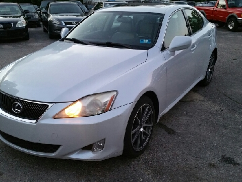 2007 Lexus IS 250 for sale in Ona, WV