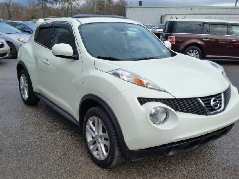 2011 Nissan JUKE for sale in Ona, WV