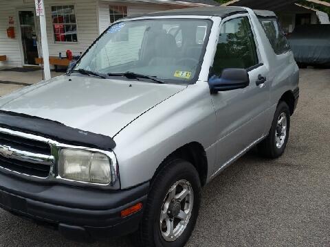 2003 Chevrolet Tracker for sale in Ona, WV