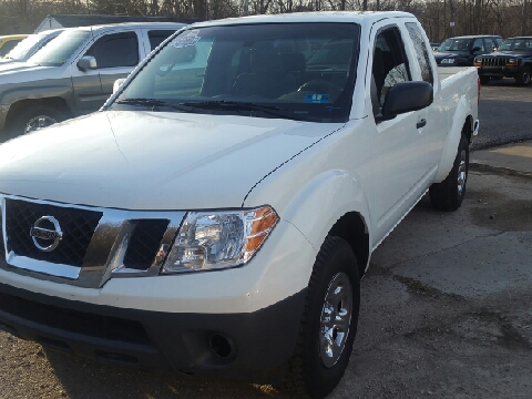 2013 Nissan Frontier for sale in Ona, WV