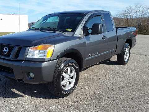 2008 Nissan Titan for sale in Ona, WV